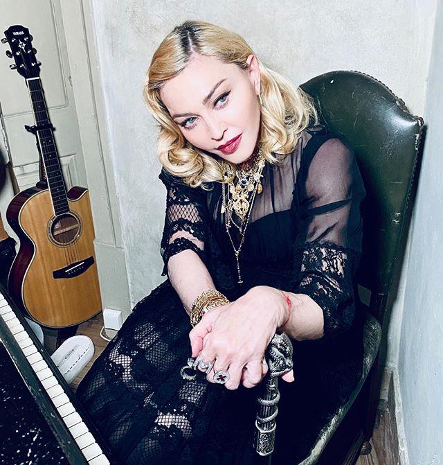 (Image: Madonna/Instagram)