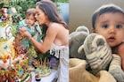 Amy Jackson | മകൻ ആൻഡ്രിയാസിന്റെ ഒന്നാം പിറന്നാൾ ആഘോഷിച്ച് എമി ജാക്സൺ