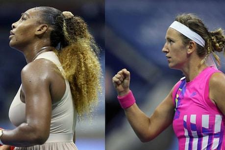 US Open 2020  സെമിയിൽ മുട്ടുമടക്കി സെറീന; ഏഴ് വർഷത്തിന് ശേഷം ഗ്രാന്റ് സ്ലാം ഫൈനലിൽ വിക്ടോറിയ അസരെങ്കെ