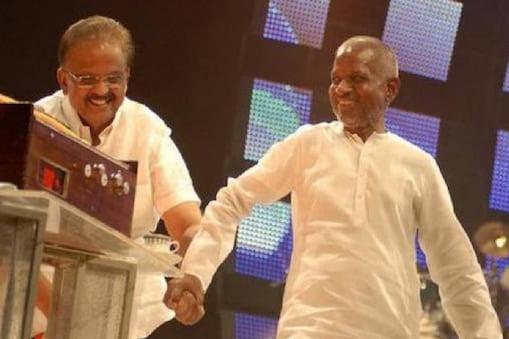 എസ്.പി. ബാലസുബ്രമണ്യവും ഇളയരാജയും