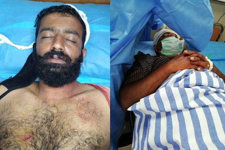 Violence in Kannur  കണ്ണൂരിൽ സംഘർഷം; സിപിഎം-ബിജെപി പ്രവർത്തകർക്ക് പരിക്ക്