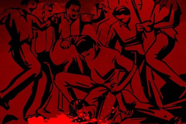 കാസർകോട് പട്ടാപ്പകൽ ആൾക്കൂട്ടത്തിന്റെ അടിയേറ്റ് മധ്യവയസ്ക്കൻ കൊല്ലപ്പെട്ടു