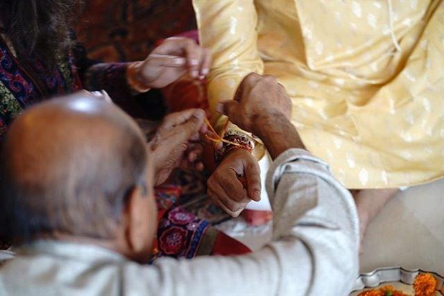ഇ-കൊമേഴ്സ് സ്ഥാപനമായ ഡിസേൺ ലിവിങ് മേധാവിയാണ് ഗൗതം കിച് ലു.(image:instagram)