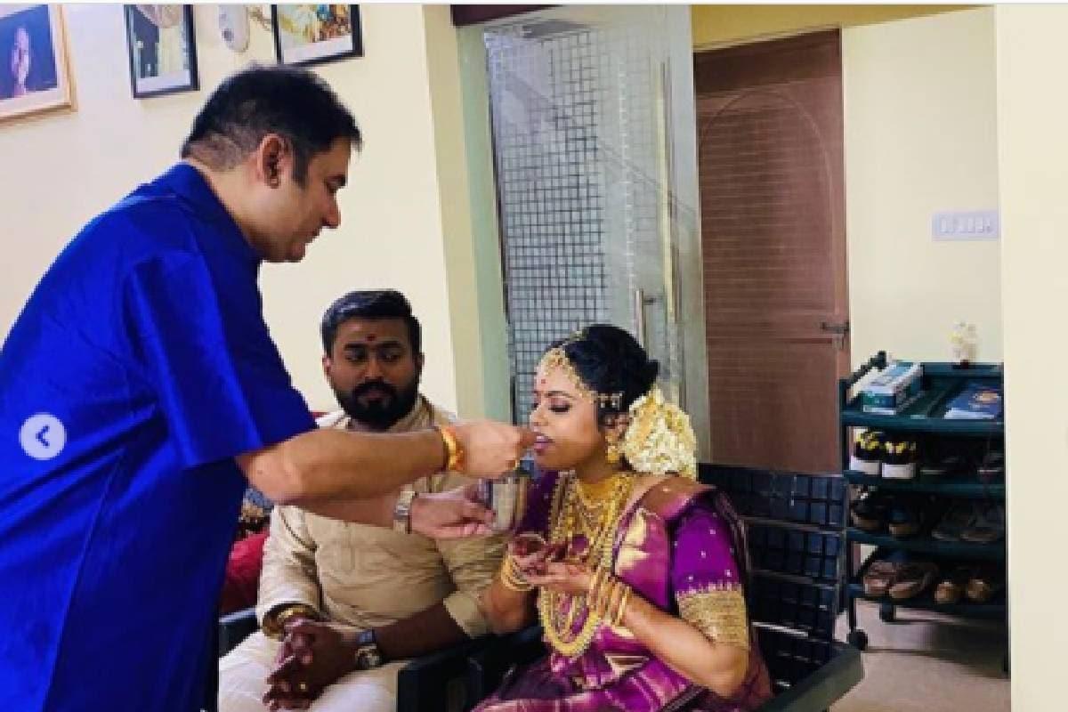 നവ്യ നായർ പോസ്റ്റ് ചെയ്ത വിവാഹ ചിത്രങ്ങൾ (ഇൻസ്റ്റഗ്രാം)