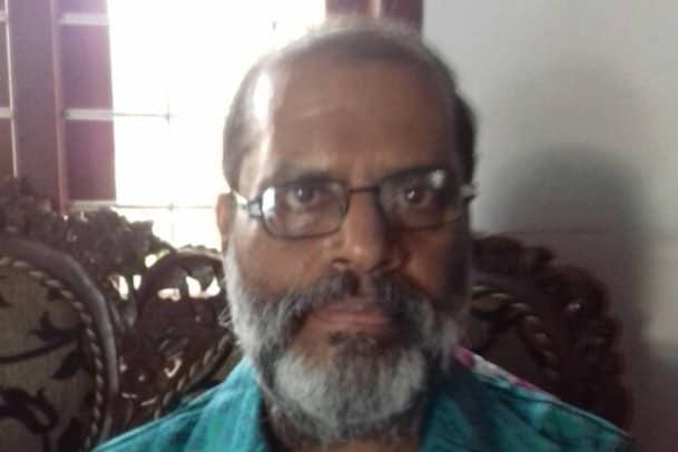 സിപിഎം നേതാവ് എം എം ലോറൻസിന്റെ മകൻ ബിജെപിയിൽ ചേർന്നു