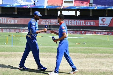 IPL 2020 DC vs MI| ടോസ് നേടിയ മുംബൈ ഫീൽഡിംഗ് തെരഞ്ഞെടുത്തു; ജയിച്ചാൽ ഡൽഹി പ്ലേഓഫിൽ