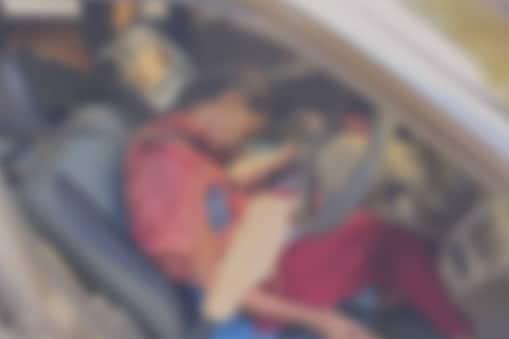 woman died in car