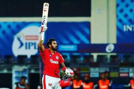 IPL 2020| 14 മത്സരങ്ങൾ, 670 റൺസ്; ദുബായിൽ ഓറഞ്ച് ക്യാപ് അണിഞ്ഞ് കെഎൽ രാഹുൽ
