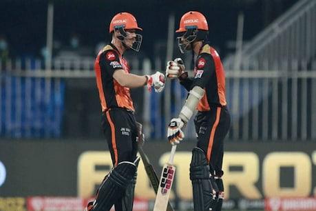 IPL 2020 SRH vs MI| ഹൈദരാബാദും പ്ലേഓഫിലേക്ക്; മുംബൈക്കെതിരെ പത്ത് വിക്കറ്റ് ജയം