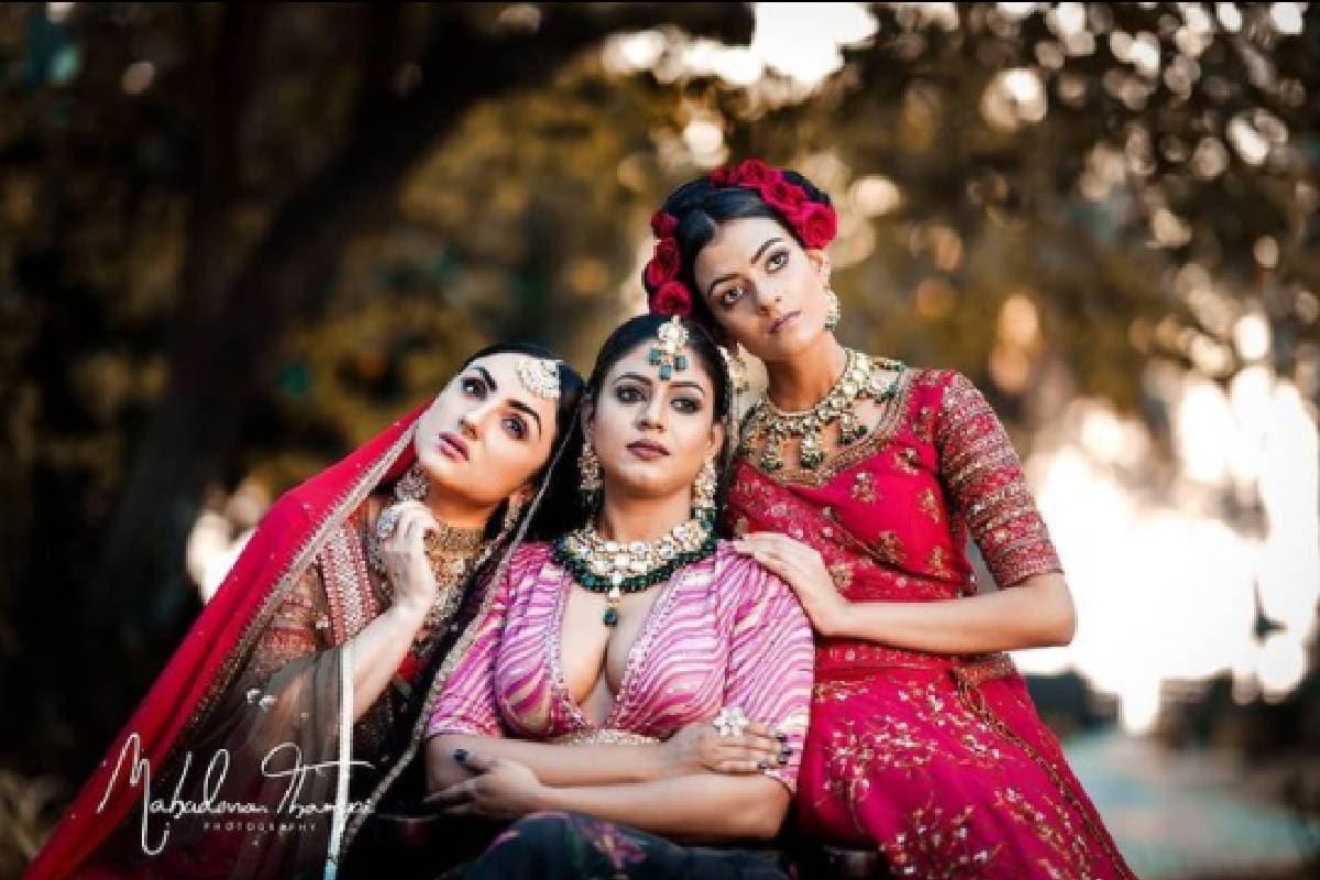 ഇനിയയുടെ ഫോട്ടോഷൂട്ട് (ചിത്രം: ഇൻസ്റ്റഗ്രാം)