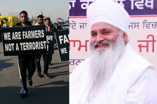 Sikh Preacher