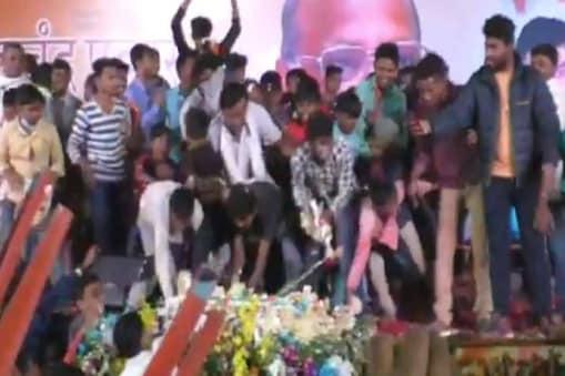Sharad Pawars birthday celebration
