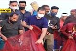 Video| മത്സ്യത്തൊഴിലാളികൾക്കൊപ്പം രാഹുൽ ഗാന്ധിയുടെ കടൽ യാത്ര