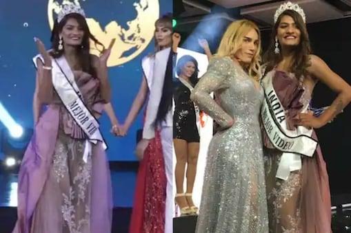 Archie Singh at Miss International Trans 2021.
