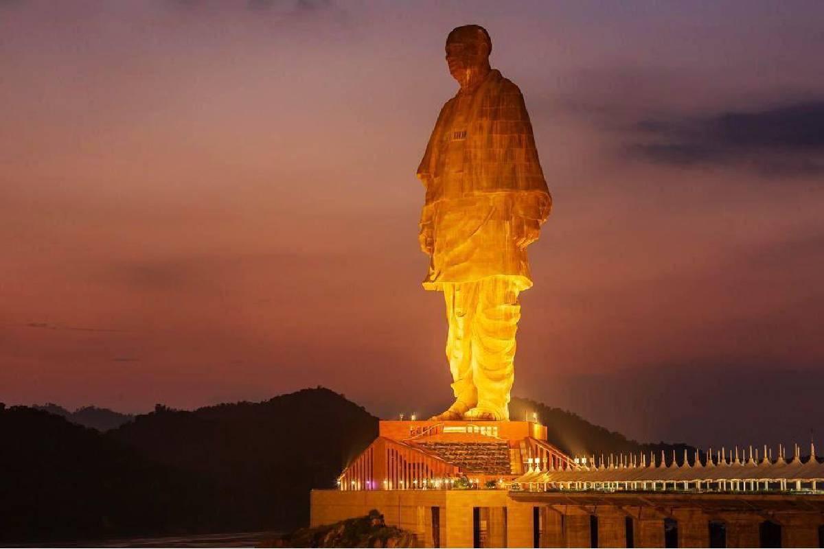 സർദാർ പട്ടേൽ പ്രതിമ
