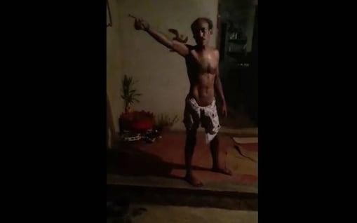 kottayam father nudity