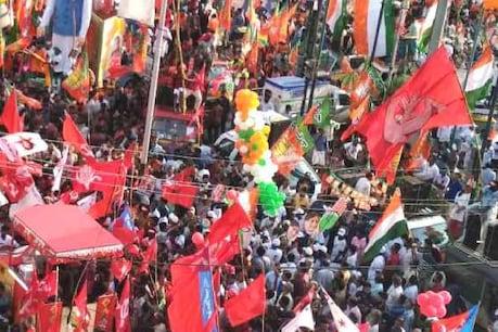 Assembly Election 2021   ഇത്തവണ കൊട്ടിക്കലാശമില്ല;  കേന്ദ്ര തെരഞ്ഞെടുപ്പ് കമ്മിഷൻ നിരോധിച്ചു