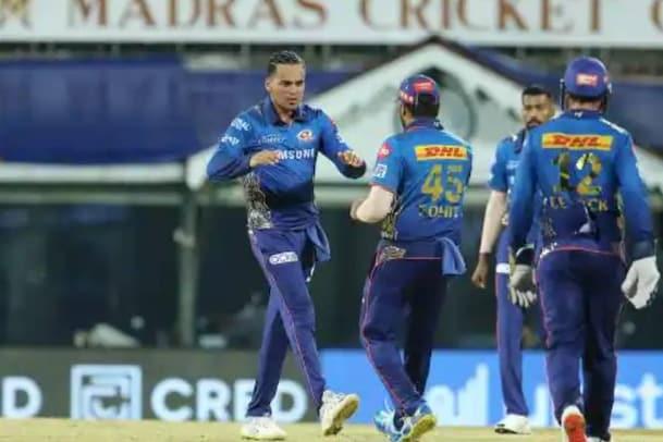 IPL 2021, KKR vs MI | വിജയം പിടിച്ചുവാങ്ങി മുംബൈ ഇന്ത്യൻസ്:ജയം പത്ത് റൺസിന്