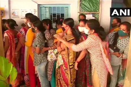 Bengal Assembly Elections 2021| പശ്ചിമ ബംഗാളിൽ അഞ്ചാം ഘട്ട വോട്ടെടുപ്പ് തുടങ്ങി