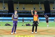 IPL 2021   ടോസ് നേടിയ സണ്റൈസേഴ്സ് ബൗളിംഗ് തിരഞ്ഞെടുത്തു; കൊല്ക്കത്ത ജെഴ്സിയില് ഹര്ഭജന് അരങ്ങേറ്റം