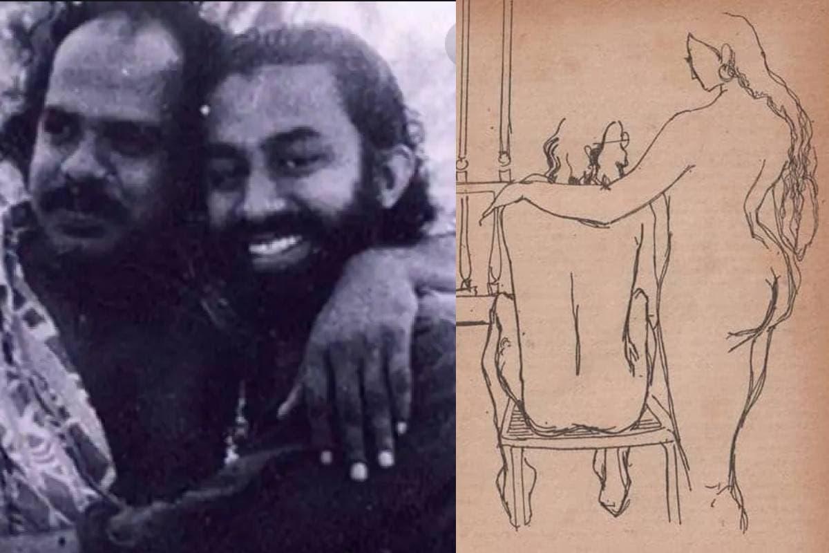ഇന്ന് പത്മരാജന്റെ 76-ാം ജന്മവാർഷികം.ഒട്ടുമിക്ക സിനിമാ പ്രേമികളുടെയും മനസ്സിൽ മഴയെന്നാൽ ക്ളാര എന്ന സങ്കല്പം സൃഷ്ടിച്ച ചിത്രമാണ് പത്മരാജൻ സംവിധാനം ചെയ്ത തൂവാനത്തുമ്പികൾ. പത്മരാജൻ രചിച്ച 'ഉദകപ്പോള' എന്ന നോവലിനെ അടിസ്ഥാനമാക്കി തയാറാക്കിയ ചിത്രമാണ് 'തൂവാനത്തുമ്പികൾ'. സിനിമയിൽ ജയകൃഷ്ണനും ക്ളാരയുമായി വേഷമിട്ട് ആ കഥാപാത്രങ്ങളെ അനശ്വരമാക്കിയത് മോഹൻലാലും സുമലതയുമാണ്. ഉദകപ്പോളയിലെ വരകൾക്കുമുണ്ട് പ്രത്യേകത; ആ വരകൾ ഭരതന്റേതാണ്