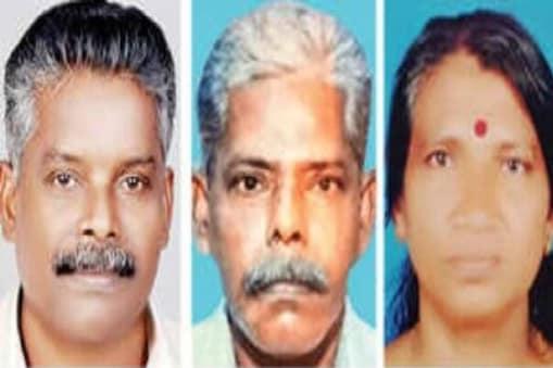 ബാലകൃഷ്ണൻ, ബാബു, നിർമ്മല