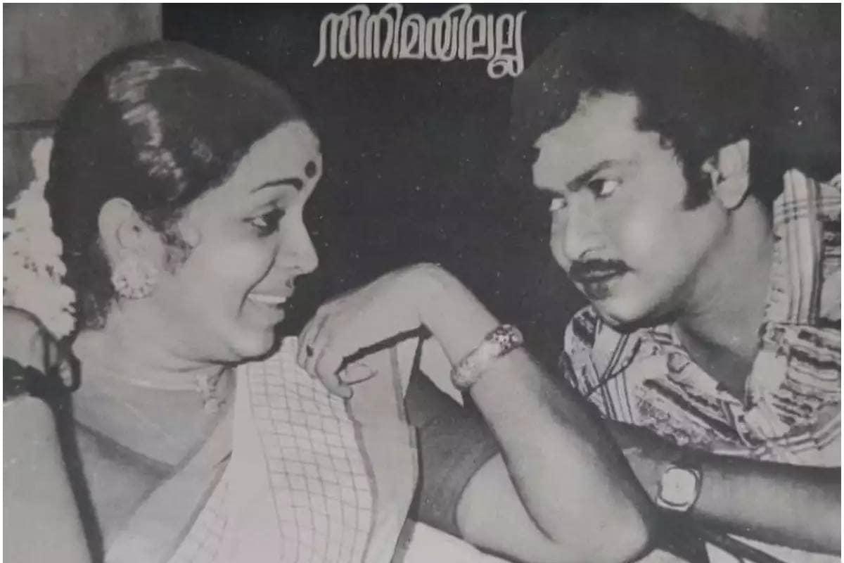 സുകുമാരന്റെയും മല്ലികയുടെയും വർഷങ്ങൾക്ക് മുൻപുള്ള ചിത്രമാണിത്.1978ലായിരുന്നു മല്ലികയും സുകുമാരനും തമ്മിലെ വിവാഹം