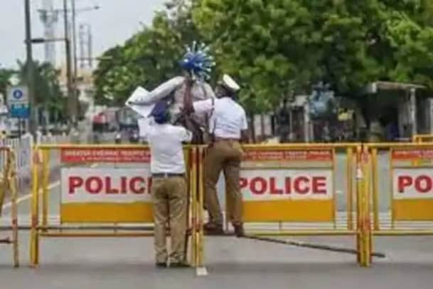 Tamil Nadu Announces Complete Lockdown from May 10 to 24|