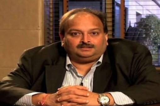File photo of Mehul Choksi