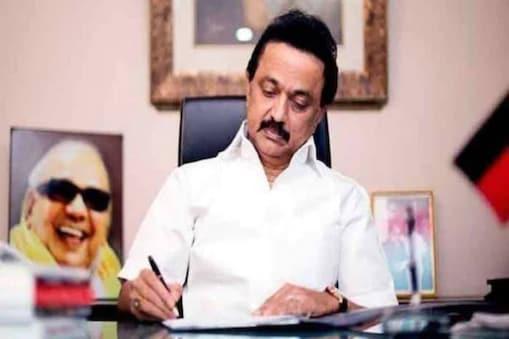 Tamil Nadu Chief Minister MK Stalin.