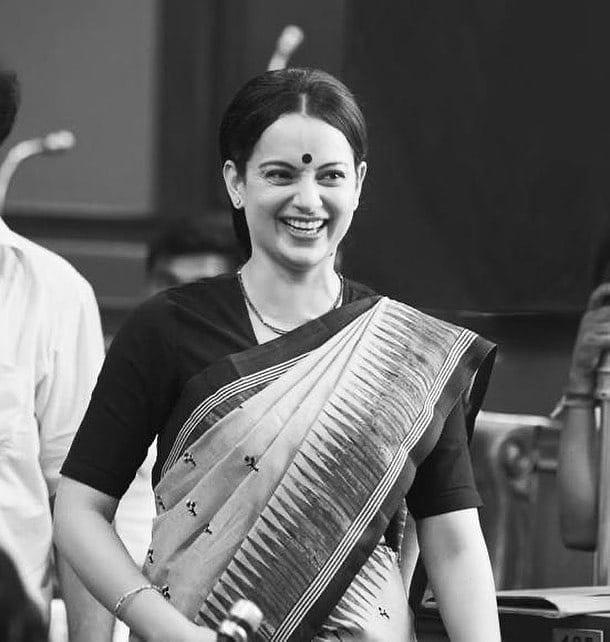 തേജസ്, ധാക്കാദ്, മണികർണിക റിട്ടേൺസ് എന്നീ ചിത്രങ്ങളാണ് കങ്കണയുടെ പുതിയ ചിത്രങ്ങൾ.(Image: kanganaranaut/Instagram)