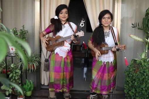 Antara Nandy  and Ankita Nandy