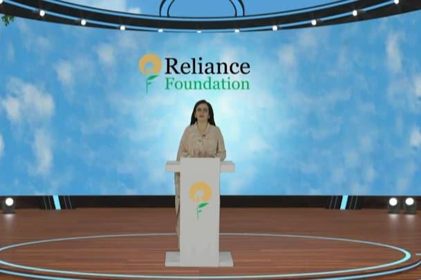 Reliance AGM 2021 | 'ഇന്ത്യയിലെ പത്തിലൊന്ന് കോവിഡ് രോഗികൾക്ക് റിലയൻസ് ഓക്സിജൻ ലഭ്യമാക്കി'