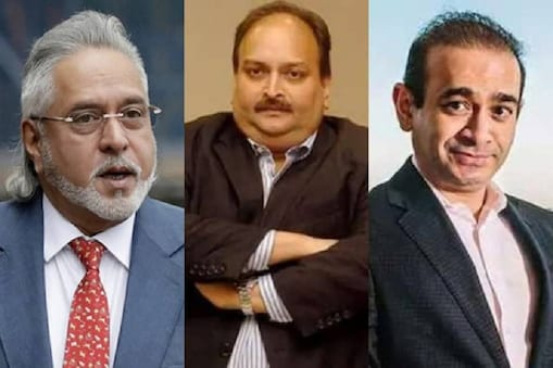 Vijay Mallya, Mehul Choksi, Nirav Modi