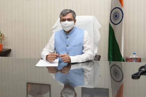 IT and communications minister Ashwini Vaishnaw
