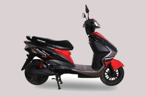 Ampere Electric Scooters. (Image source: Ampere)