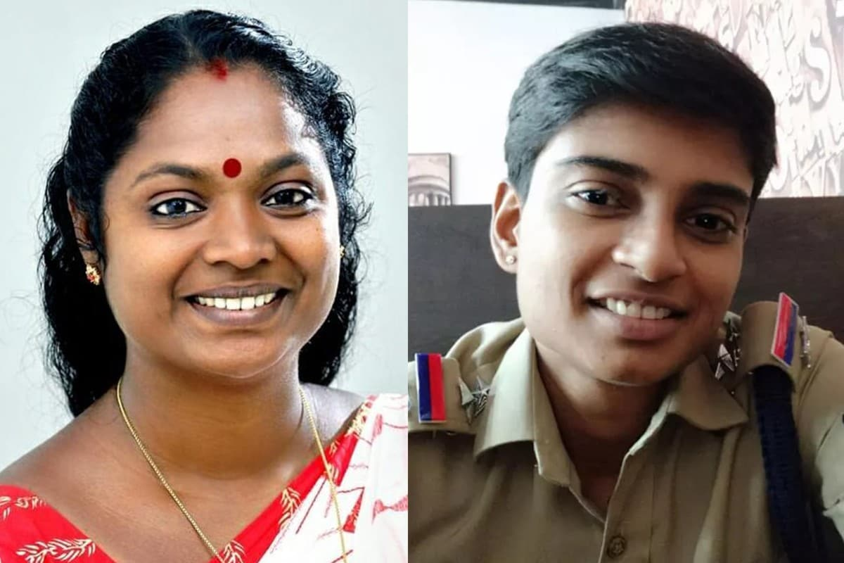 Malayalam News – Did CK Asha MLA call Annie Siva at home and salute her?  What is behind the controversy?    All about the controversy behind CK Asha MLA forcing Annie Shiva to salute her    News18 Kerala, Explained Latest Malayalam News