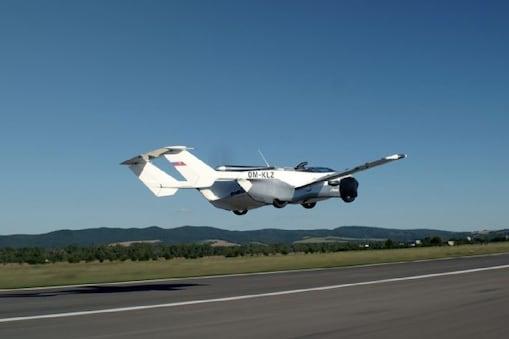 Flying Car made by AirCar