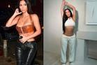 Kim Kardashian: മേനിയഴക് ഒളിച്ചുവെക്കാതെ നടി കിം കർദാഷിയാൻ