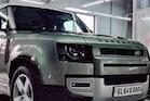Land Rover Defender | നടൻ ജോജു ജോർജിന്റെ ശേഖരത്തിൽ ഇനി ലാൻഡ് റോവർ ഡിഫൻഡർ SUV