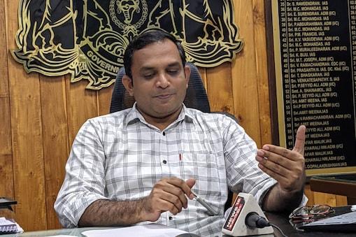 കെ ഗോപാലകൃഷ്ണൻ ഐഎഎസ്