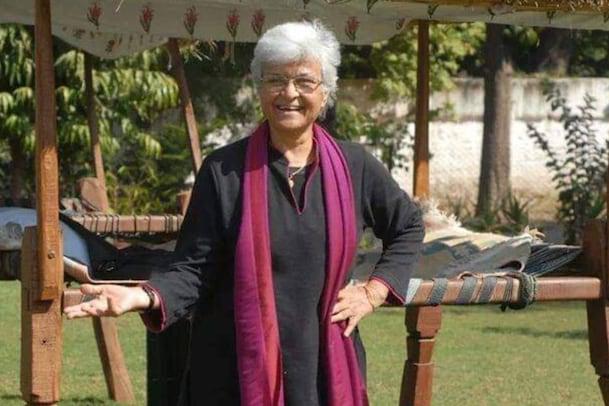 Kamla Bhasin| സ്ത്രീ അവകാശപോരാട്ടങ്ങളുടെ മുന്നണി പോരാളി കമല ഭാസിൻ അന്തരിച്ചു