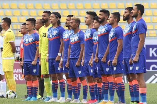 Image: Indian Football Team, Twitter