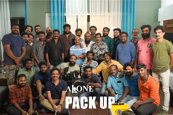 18 ദിവസം കൊണ്ട്  മോഹൻലാൽ-ഷാജി കൈലാസ് ചിത്രം 'എലോൺ' ചിത്രീകരണം പൂർത്തിയായതങ്ങിനെ