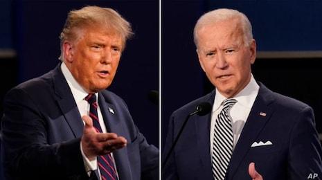 US Elections: ଟ୍ରମ୍ପଙ୍କୁ ହରାଇ ଜୋ ବାଇଡେନ୍ ଆମେରିକାର ରାଷ୍ଟ୍ରପତି ହେବା ଏକ ପ୍ରକାର ନିଶ୍ଟିତ