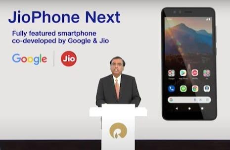 JioPhone Next: ରିଲାଏନ୍ସ Jio ଆଣିଲା ନୂଆ ସ୍ମାର୍ଟଫୋନ୍ 'ଜିଓଫୋନ୍ ନେକ୍ସଟ୍'; ଜଲ୍ଦି ବଜାରକୁ ଆସିବ