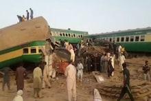 Pak Train Accident: ପାକିସ୍ତାନରେ ୨ଟି ଟ୍ରେନ୍ ମଧ୍ୟରେ ମୁହାଁମୁହିଁ ଧକ୍କାରେ ୪୫ ମୃତ