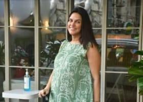 ନେହା ଧୁପିଆଙ୍କ Maternity Fashion: ବାଃ ବାଃ କହିଲେ ଫ୍ୟାନ୍ସ; ଭାଇରାଲ ହେଉଛି ଫଟୋ