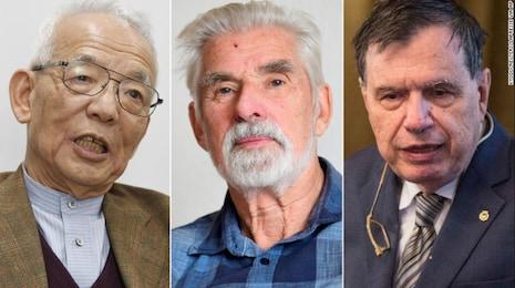 Nobel Prize 2021: ମାନବେ ଓ ହ୍ୟାସେଲମ୍ୟାନଙ୍କ ସମେତ ୩ ଜଣଙ୍କୁ ମିଳିଲା Physics ନୋବେଲ୍