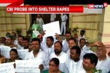 CBI to Probe Into Shelter Rape Case